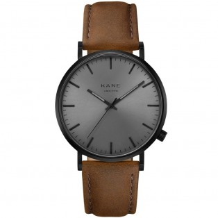 Kane Black Out Vintage Brown Horloge