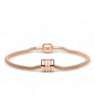 Bering Arctic Symphony Armband Rosegold LYK3-R-ME