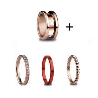 Bering RING Symphony Set Red Sailing 8