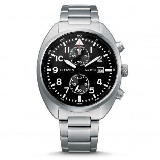Citizen CA7040-85E Pilot Chrono Horloge