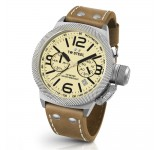 TW Steel Canteen Leather CS13 Chrono 45mm