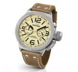 TW Steel Canteen Leather CS14 Chrono 50mm