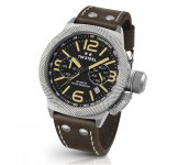 TW Steel Canteen Leather CS34 Chrono 50mm