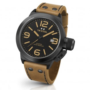 TW Steel Canteen Leather CS41 45mm