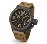 TW Steel Canteen Leather CS43 Chrono 45mm