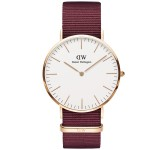 Daniel Wellington Classic 40mm Roselyn Rosegold