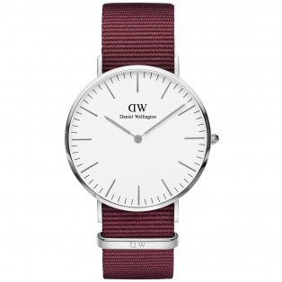 Daniel Wellington Classic 40mm Roselyn Silver