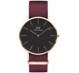 Daniel Wellington Classic Black 40mm Roselyn Rosegold