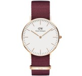Daniel Wellington Classic 36mm Roselyn Rosegold