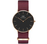 Daniel Wellington Classic Black 36mm Roselyn Rosegold