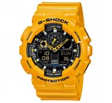Casio G-Shock GA-100A-9AER Geel
