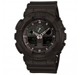 Casio G-Shock GA-100MB-1AER Military Black