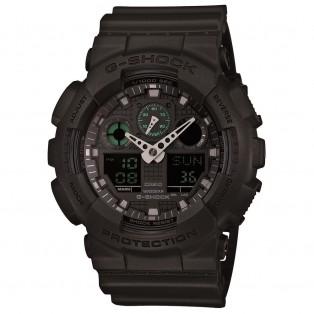 Casio G-Shock GA-100MB-1AER Military Black