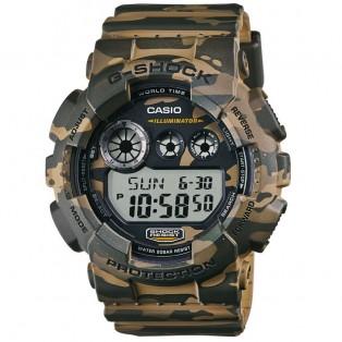 Casio G-Shock GD-120CM-5ER Camouflage