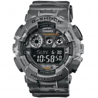 Casio G-Shock GD-120CM-8ER Camouflage