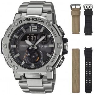 Casio G-Shock GST-B300E-5AER G-Steel Set