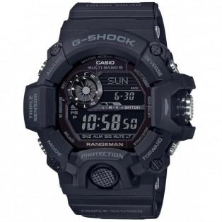 Casio G-Shock GW-9400-1BER Rangeman All Black