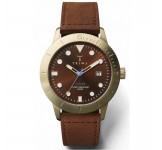 Triwa Chestnut Hvalen HVST104 Brown Sewn Classic