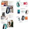 Activity Tracker Fitness ID115 HR