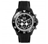Ice-Dune Chrono Large Black Horloge