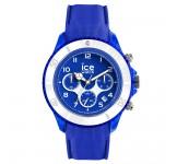 Ice-Dune Chrono Large Admiral Blue Horloge