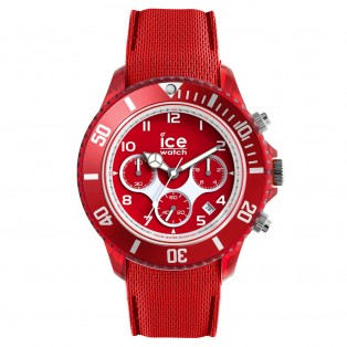 Ice-Dune Chrono Large Forever Red Horloge