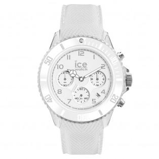 Ice-Dune Chrono XL White Horloge