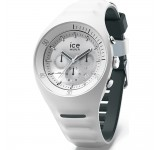 P. Leclercq ice-watch Large White Chrono Heren Horloge