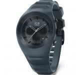 P. Leclercq ice-watch Large Black Chrono Heren Horloge