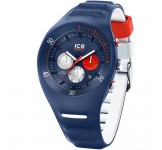 P. Leclercq ice-watch Large Dark Blue Chrono Horloge