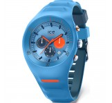 P. Leclercq ice-watch Large Light Blue Chrono Horloge