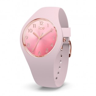 Ice-Watch Sunset Small Pink met Cijfers