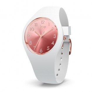 Ice-Watch Sunset Small Blush met Cijfers