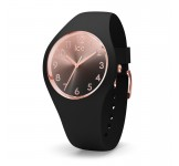 Ice-Watch Sunset Small Black met Cijfers