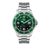 Ice-Watch Ice Steel Medium Green Silver Horloge