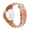 Ice-Watch Ice Steel Medium Rosegold Horloge