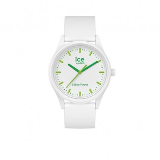 Ice-Watch Ice-Solar Medium White Green