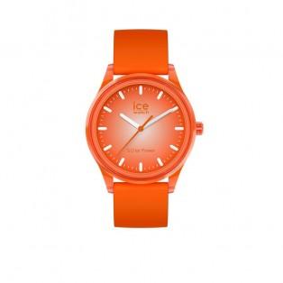 Ice-Watch Ice-Solar Medium Neon Oranje