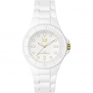 Ice-Watch Generation Small Wit Goud IW019140