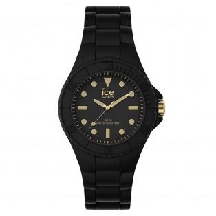 Ice-Watch Generation Small Zwart Goud IW019143