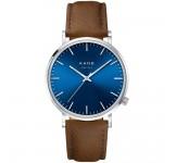 Kane Blue Arctic Vintage Brown Horloge