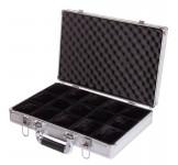Luxalit Alu Horloge Koffer New York 15 XL