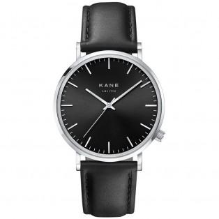 Kane Black Code Classic Black Horloge