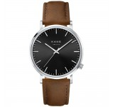 Kane Black Code Vintage Brown Horloge