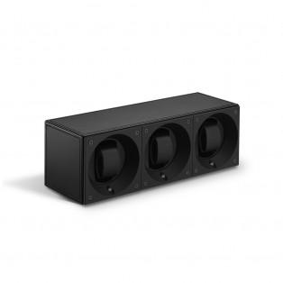 Swiss Kubik Masterbox 3 Black Leather