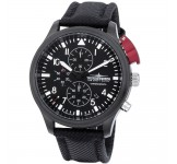 Thunderbirds TB1066-01 Black Edition Chrono