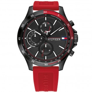 Tommy Hilfiger Bank TH1791722 Red