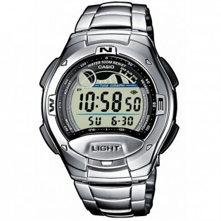 Casio W-753D-1AVES Digitaal horloge