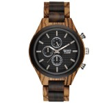 GreenTime ZW101A Houten Horloge 46mm