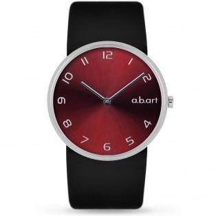 a.b.art D109 rood zwart